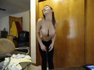 This slender, 18 yr elder dame has..