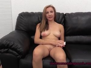 Office porno audition